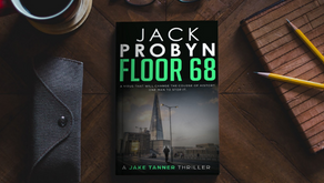 New release: Floor 68, the second instalment in the Jake Tanner series