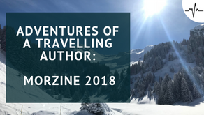 Adventures of a Travelling Author: Morzine 2018