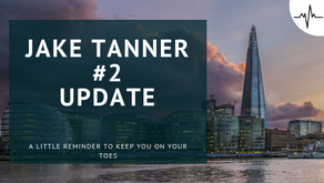 Floor 68 - The Second Instalment In The Jake Tanner Series - An Update