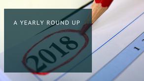 2018 - A Round-up
