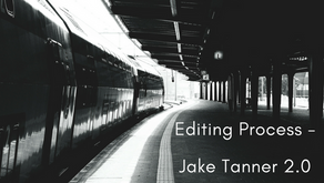 Editing The Next Jake Tanner Novel