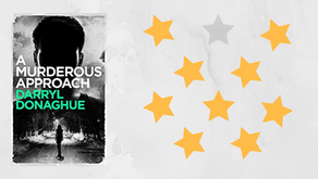 BOOK REVIEW - A Murderous Approach, by Darryl Donaghue