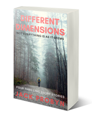 Different Dimensions, by Jack Probyn