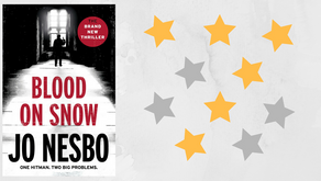 BOOK REVIEW: Blood on Snow - Jo Nesbo