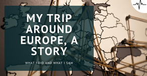 My Trip Around Europe, A Story