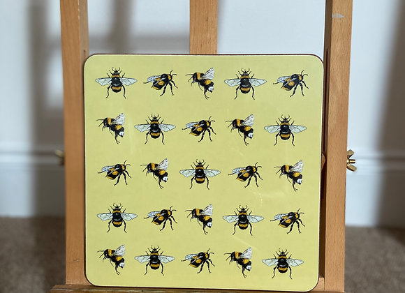 Bumble Bee Placemats