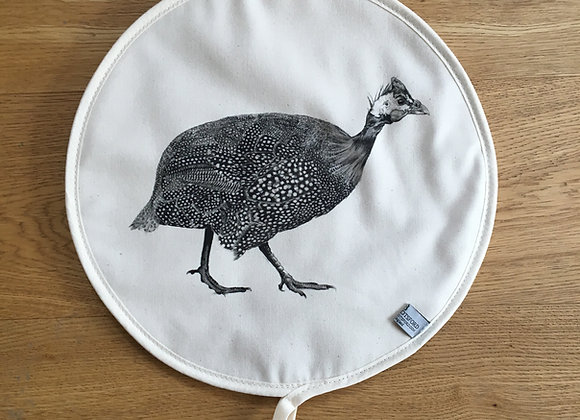 Guinea Fowl Hob Cover (Trade)