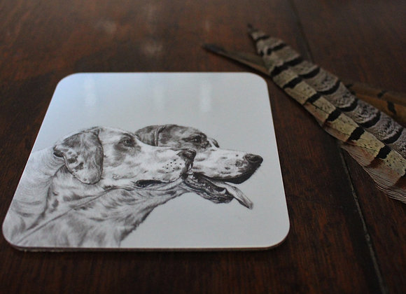 Hound Coasters (Trade)