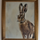 Thumbnail: Original Hare Oil Painting