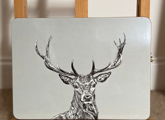 Stag Placemats
