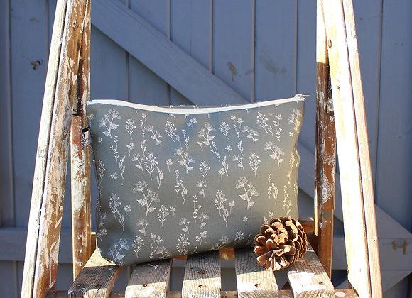 Large Flower Wash Bag (Trade)