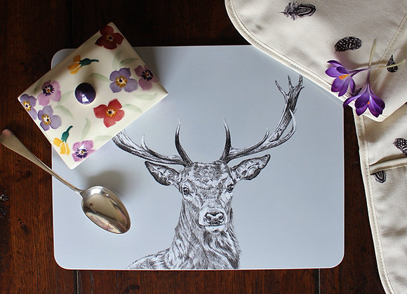 Stag Serving Mat (Trade)