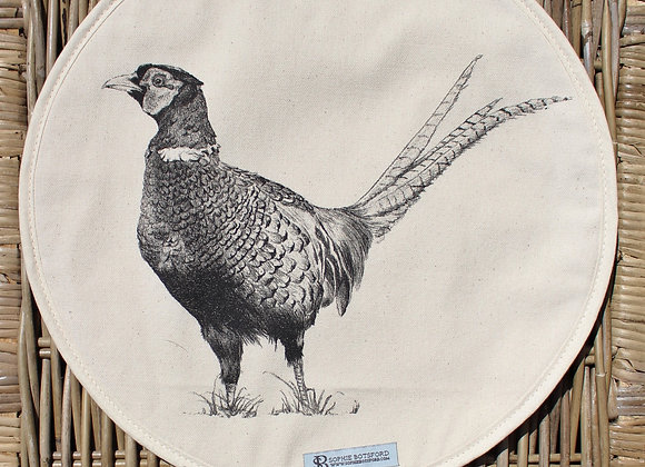 Single Pheasant Hob Cover (Trade)
