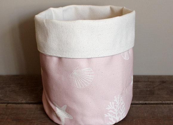 Sea Shells Pot Bag