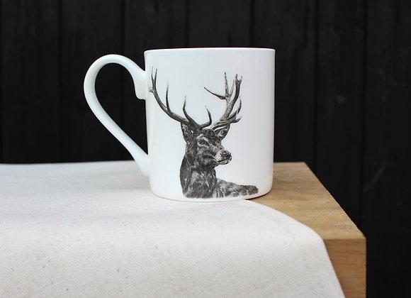 Stag Head Mug (Trade)
