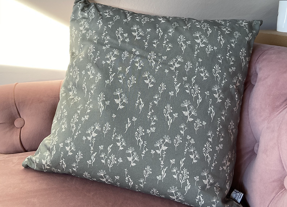 Wild Flower Cushion Cover