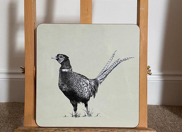 Pheasant Placemats