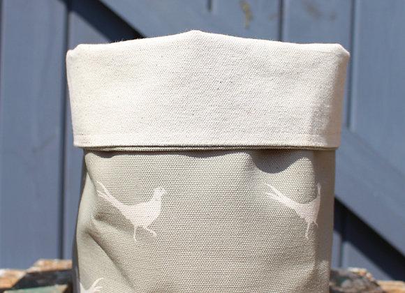 Pheasant Pot Bag
