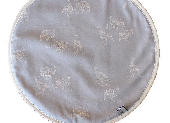 Guinea Fowl Hob Cover (Trade)