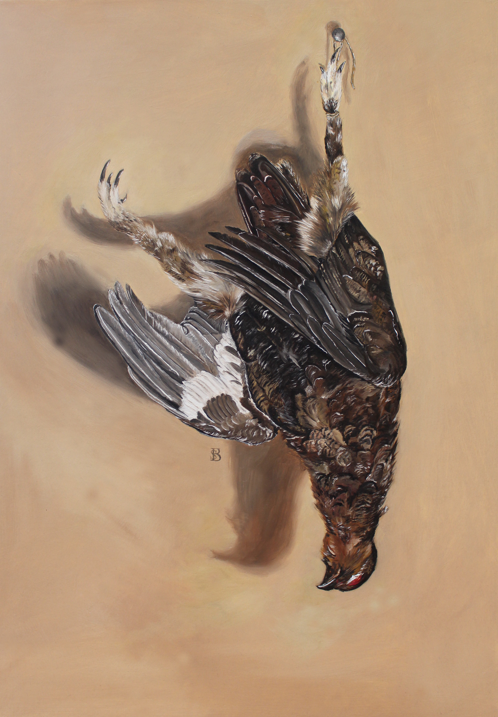 HANGING GROUSE