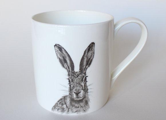 Large Hare Mug (Trade)