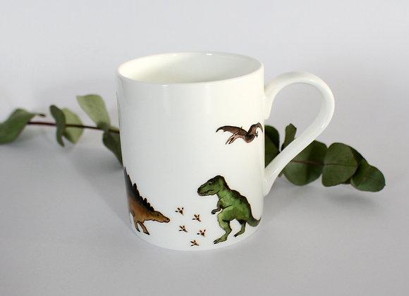 Dinosaur Mini Mug (Trade)