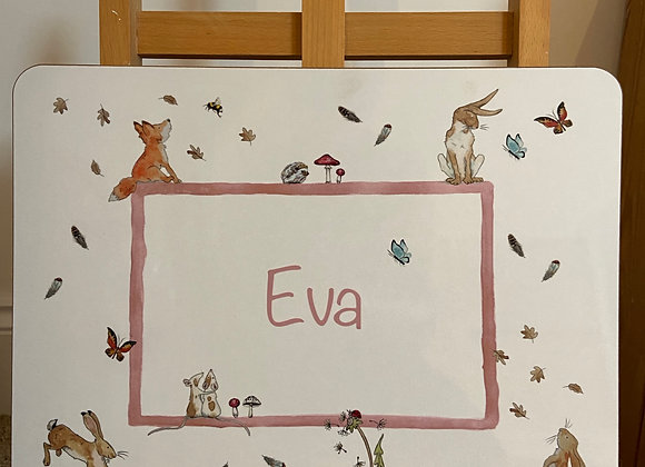 Eva Personalised Placemat