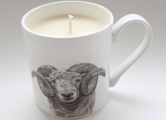Ram Candle
