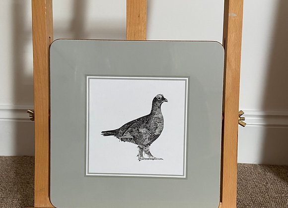 Grouse Placemats