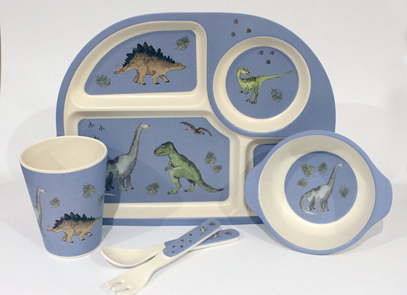 Dinosaur Tableware Set (Trade)