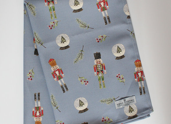 Christmas Nutcracker Tea Towel (Trade)