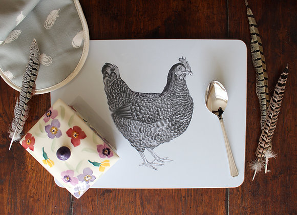 Chicken Serving Mat