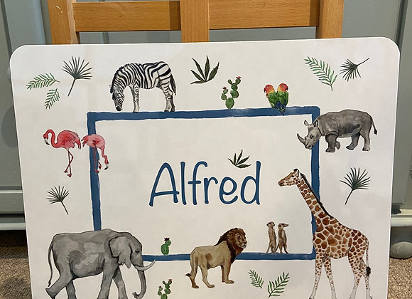 Alfred Personalised Placemat