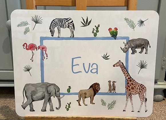 Eva Personalised Placemat