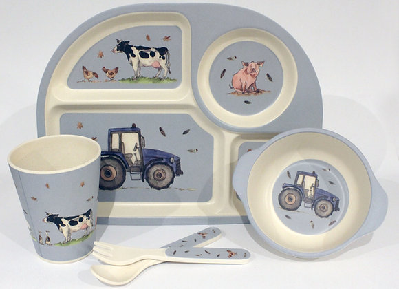 Farmyard Tableware Set (Trade)