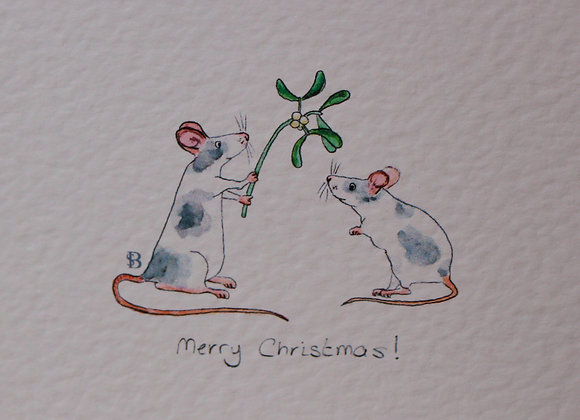 Mistletoe & Mice