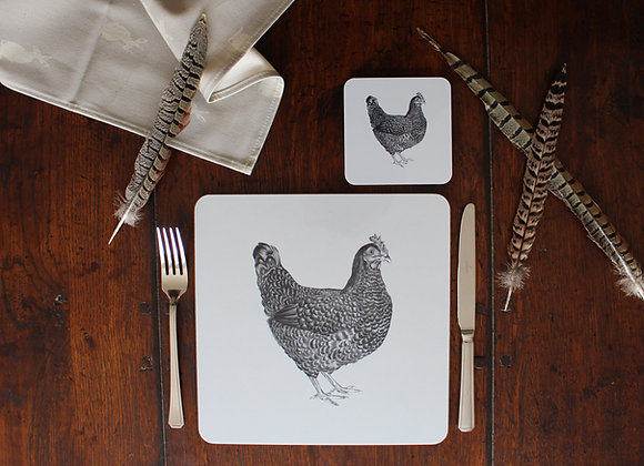 Chicken Placemats (Trade)
