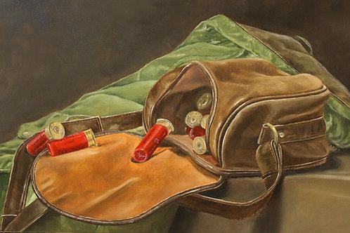 Shooting Coat & Cartridge Bag