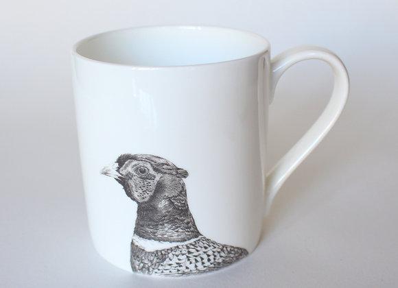 Large Pheasant Mug
