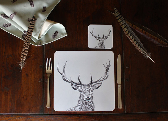 Stag Placemat (Trade)