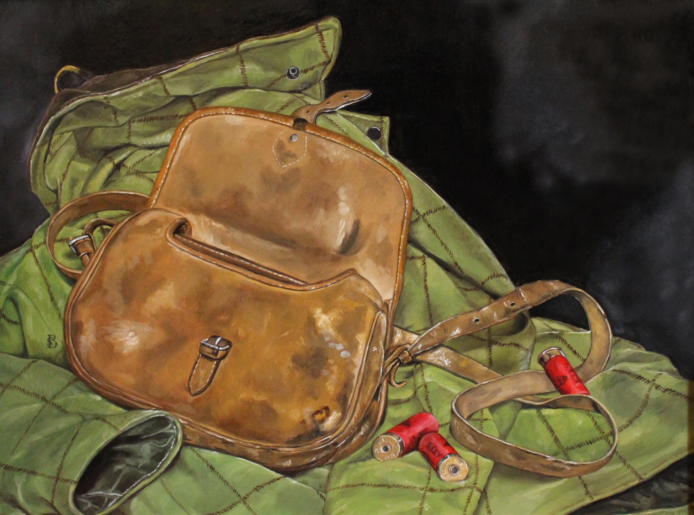 CARTIRDGE BAG, CARTRIDGES & COAT