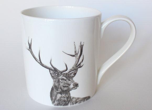 Large Stag Mug