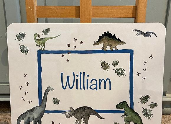 William Personalised Placemat