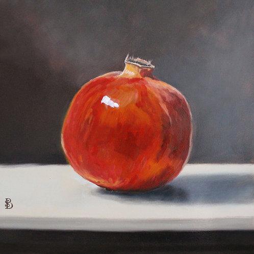 Single Pomegranate I