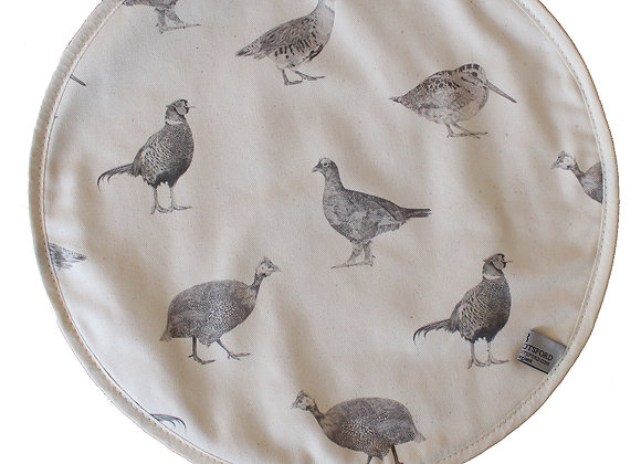 Game Birds Hob Cover