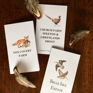 SHOOT CARDS