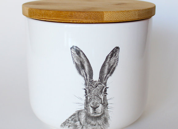 Hare Storage Jar