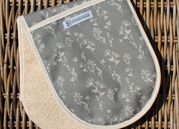 Flower Double Oven Gloves (Trade)