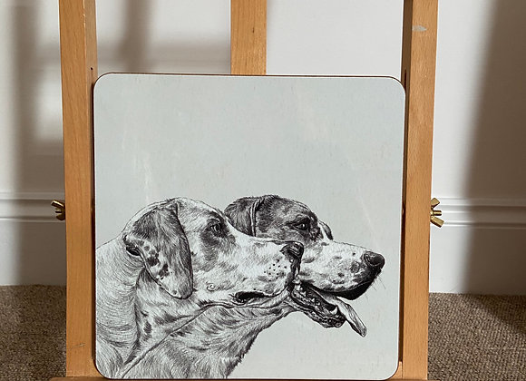 Foxhounds Placemats