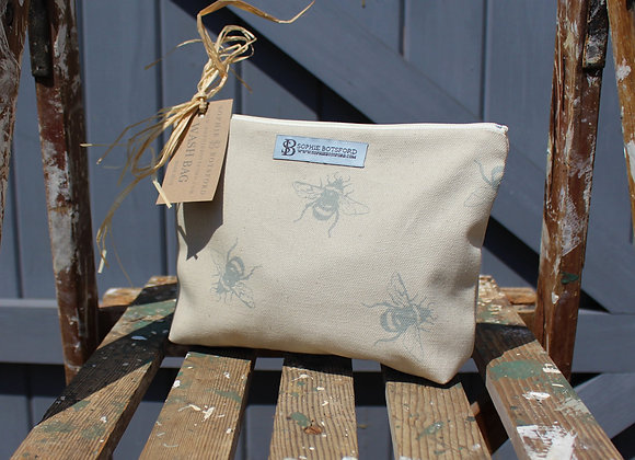 Bumble Bee Cosmetic Bag (Trade)